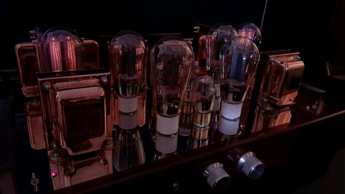 Show us your tubes - Page 17 - Stereo Amplifiers & Pre-Amps