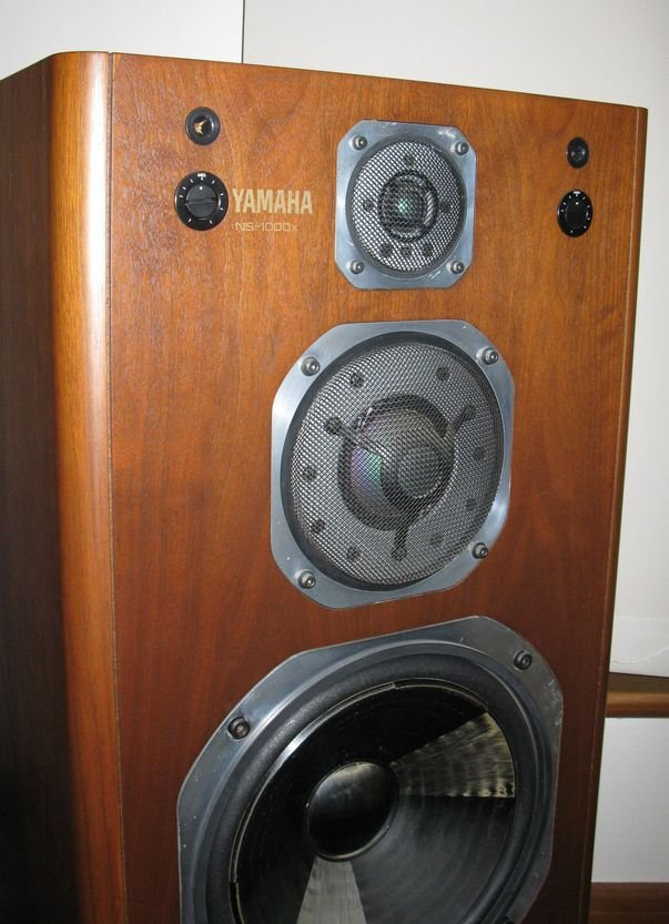 Fs price drop yamaha ns 1000xw speakers perth pickup for Yamaha ns sw40 price