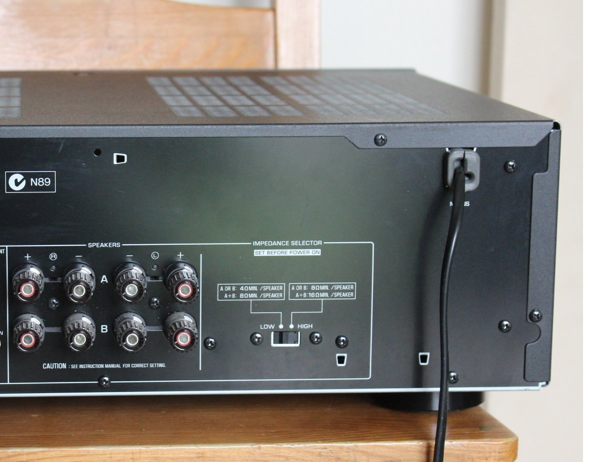 SOLD: FS: [sold] Yamaha R-S300 stereo receiver amplifier