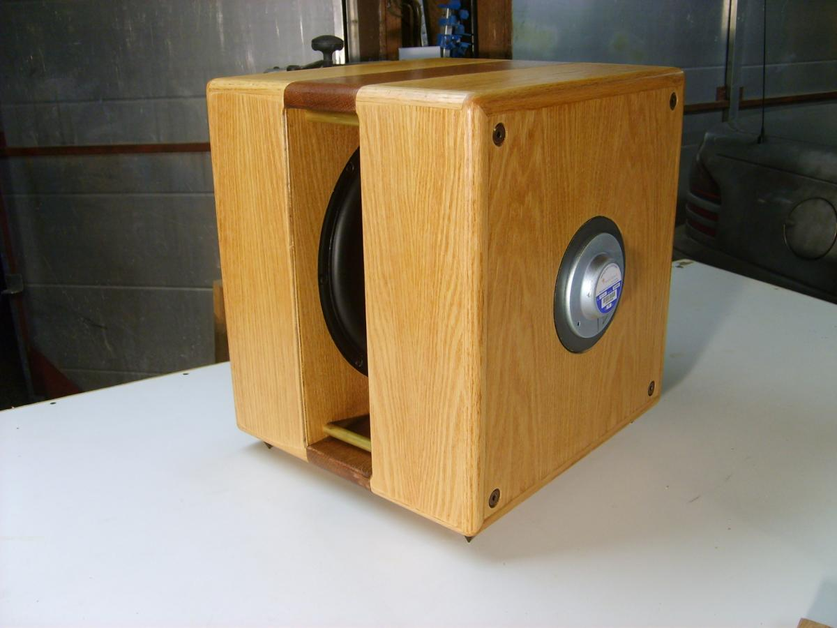 SLS Ripole Subs - DIY Audio Projects - StereoNET