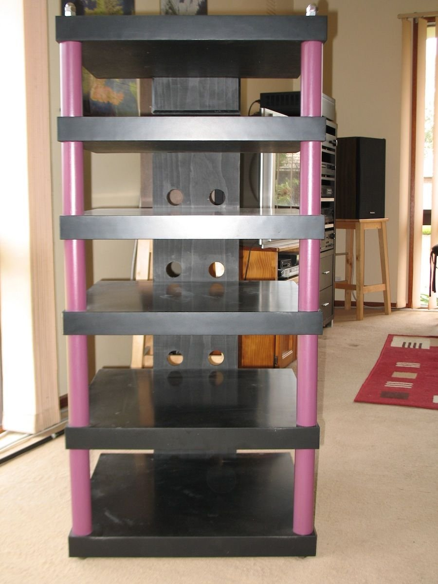 ikea diy hifi rack diy audio projects stereonet. Black Bedroom Furniture Sets. Home Design Ideas