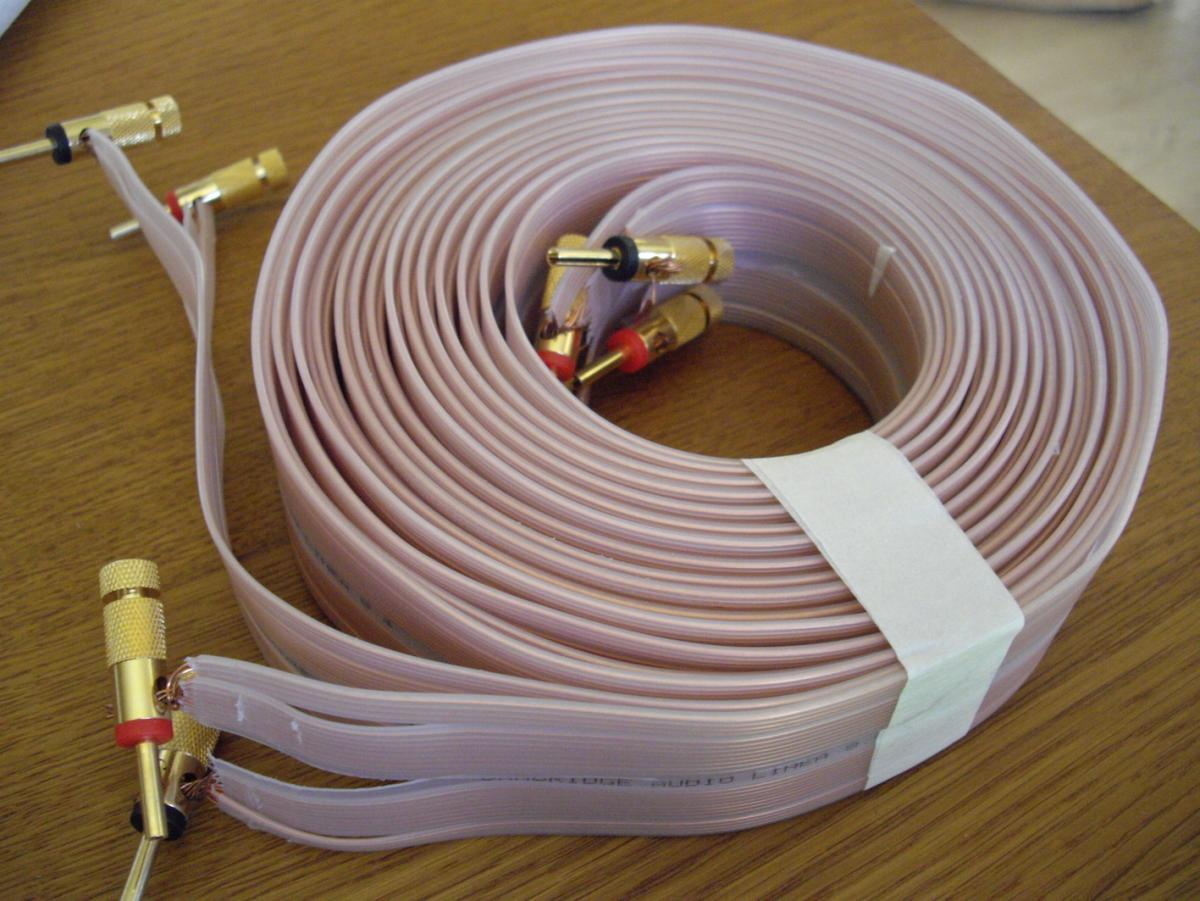 Fs Cambridge Audio Flat Speaker Cable 2 X 6m Lengths Classifieds Wiring Post 149394 0 09424600 1416880878 Thumb
