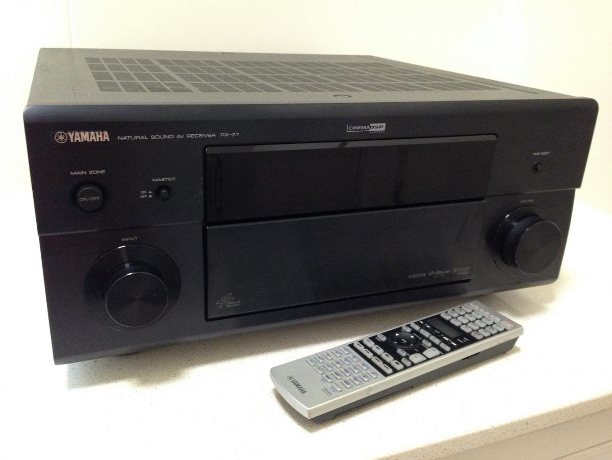 Does The Yamaha Rx Vhave  Channel Stereo