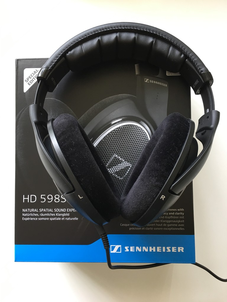 sold sennheiser hd598 se black special edition classifieds
