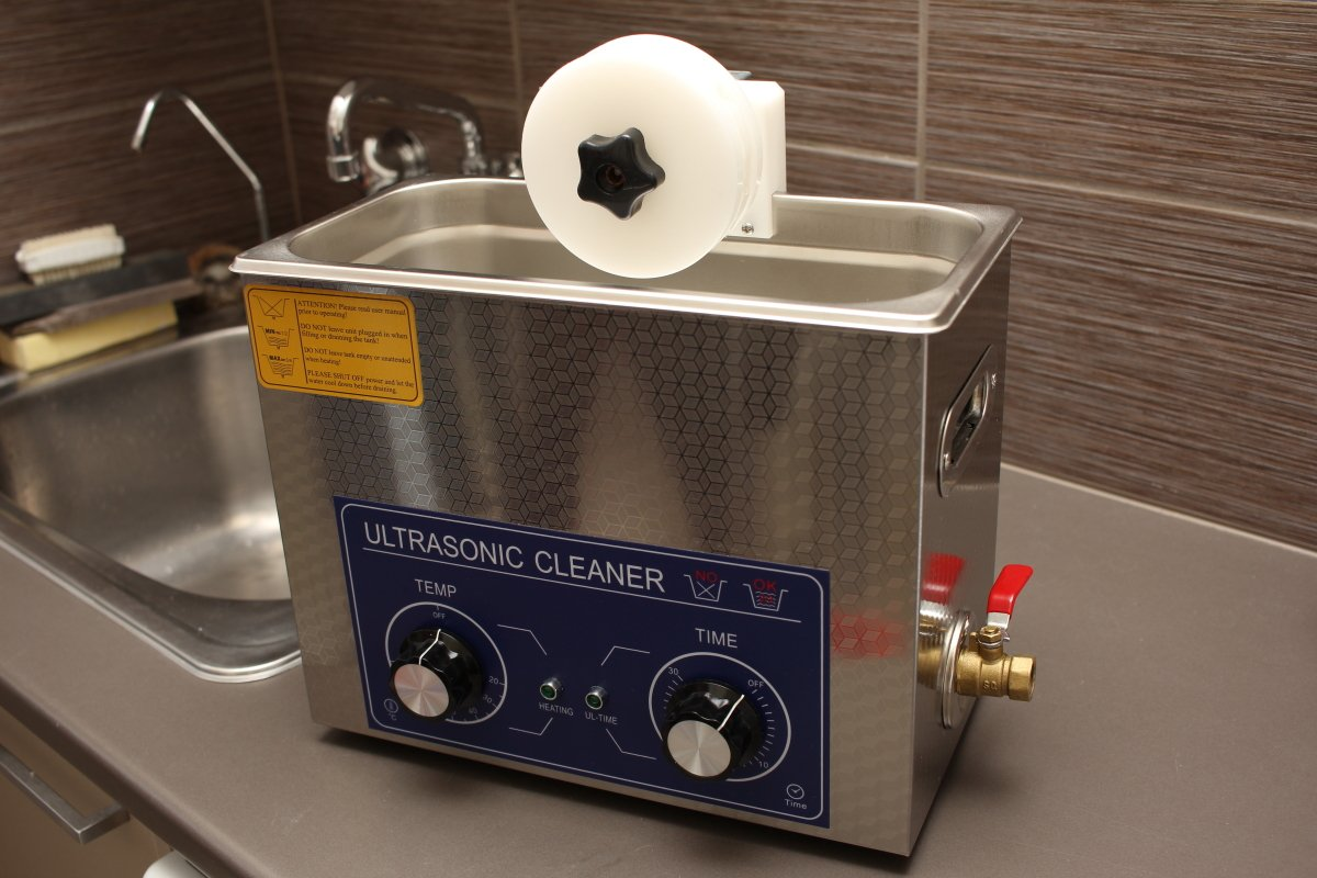 ultrasonic record cleaning machine