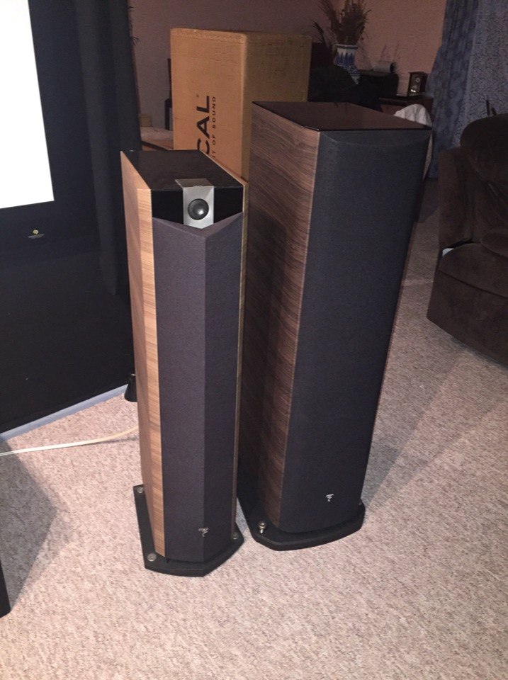 FS: Focal Aria 948 speakers - Page 2 - Classifieds - Audio