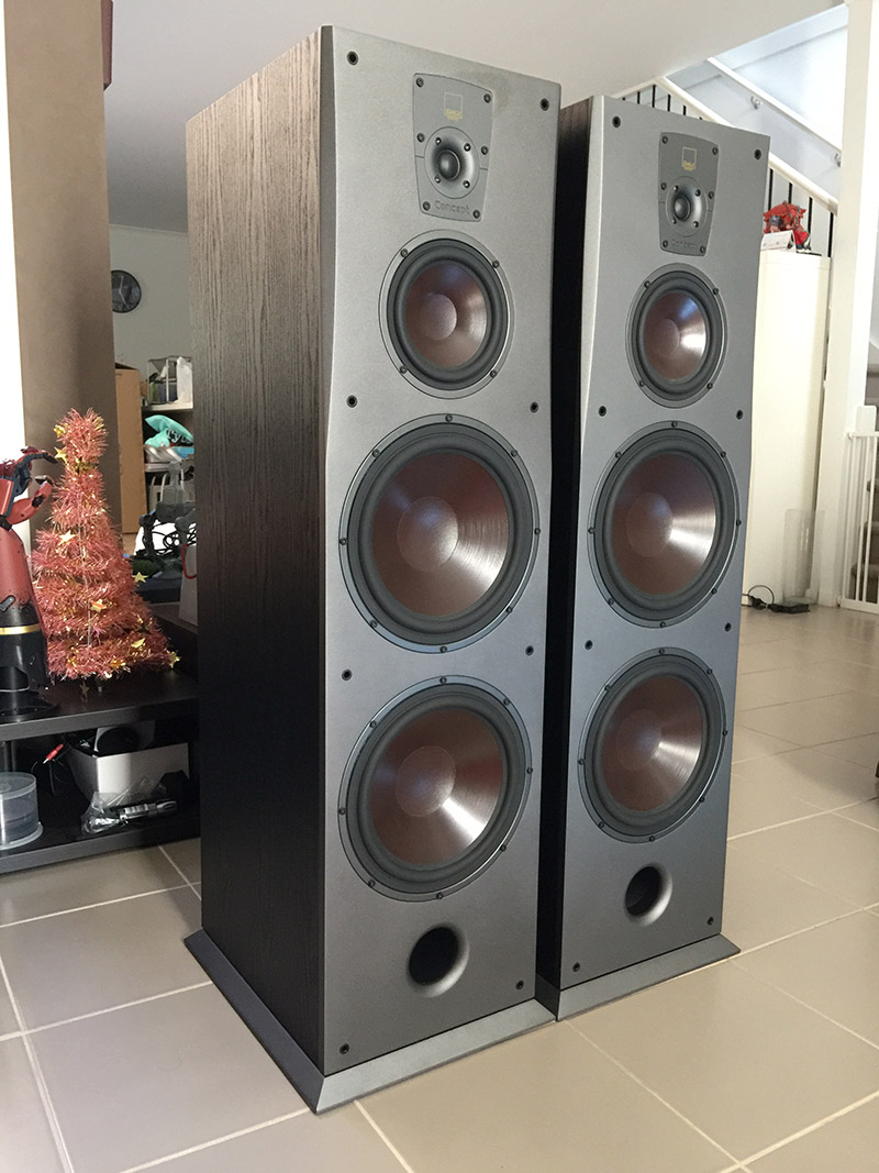 Fs Dali Concept 10 Floor Standing Speakers Classifieds
