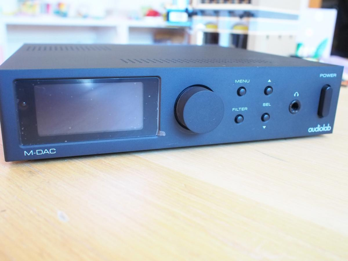 Fs: audiolab m-dac classifieds audio stereonet.