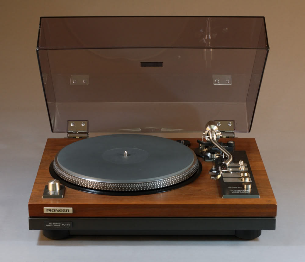 Pioneer Pl71 Turntable Vinyl And Turntables Stereonet