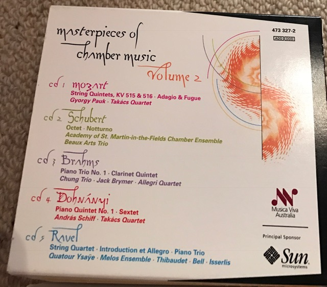 FS: Classical CD Boxed Sets - Classifieds - Audio - StereoNET