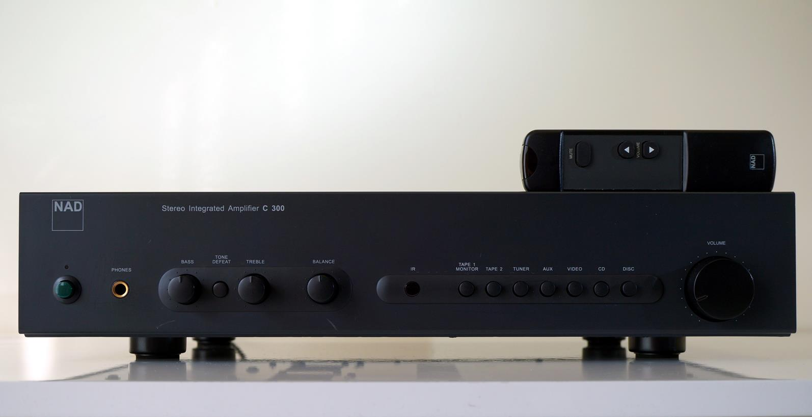 Fs Nad C300 Integrated Amplifier Classifieds Audio
