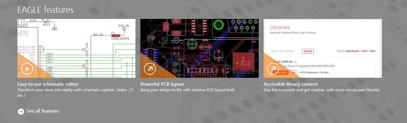 Free PCB design software - Autodesk Eagle - DIY Audio Projects ...