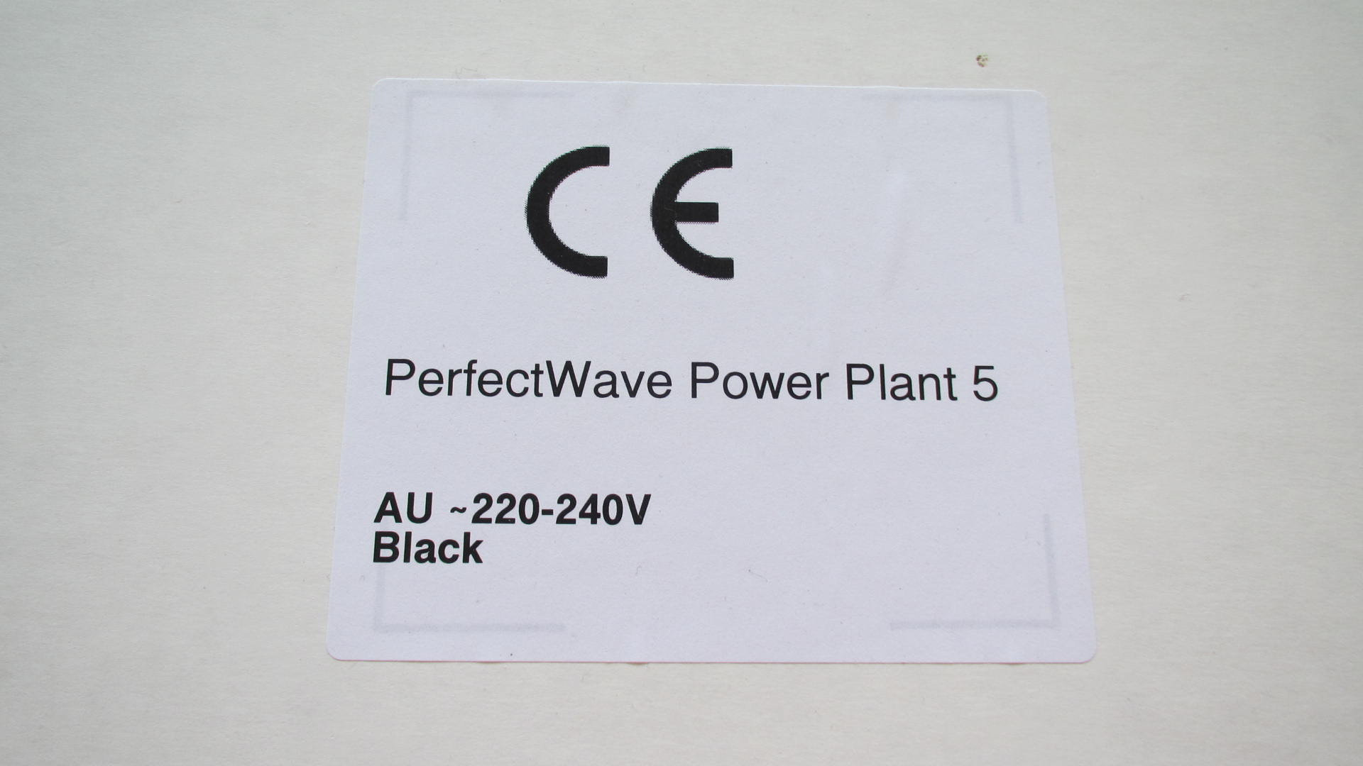 Fs Ps Audio Perfectwave P5 Power Regenerator With Aus Outlets Electricitypage2 Img 1128