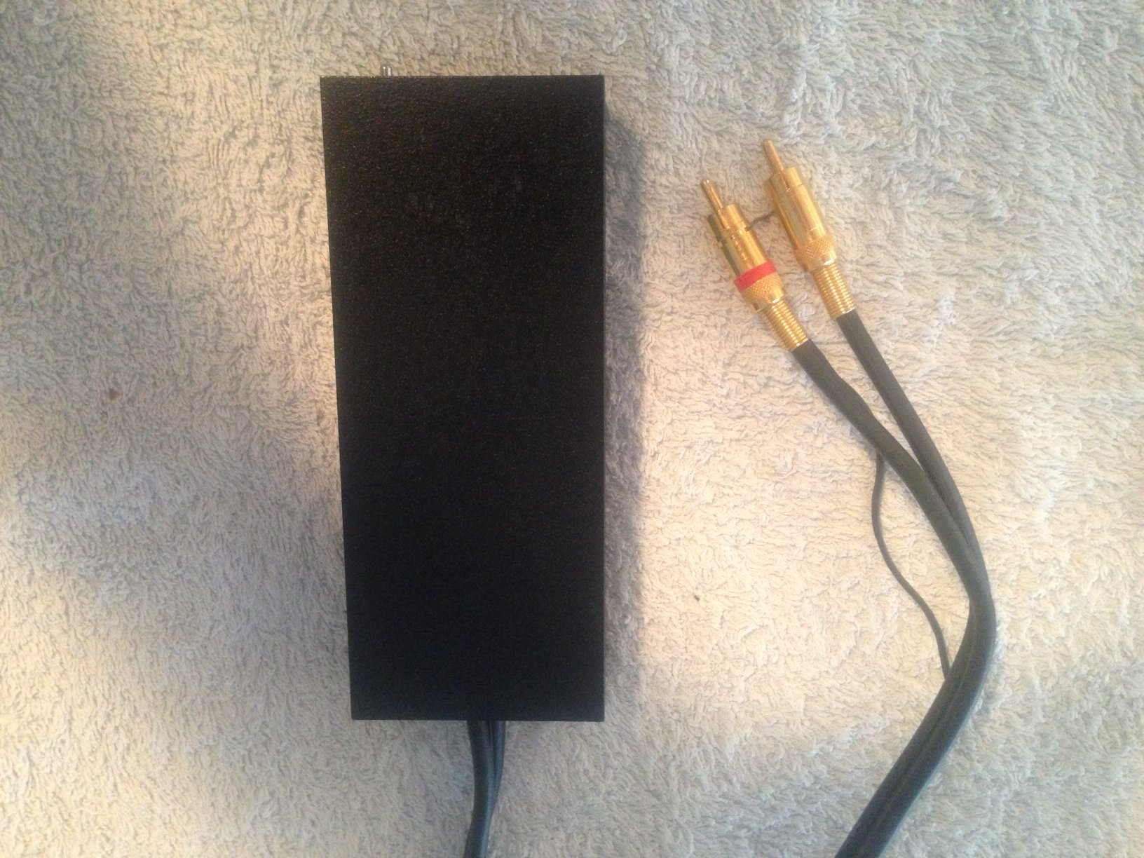 Fs Perth Lentek Battery Operated Moving Coil Head Amp Preamplifier Input From Mc 1