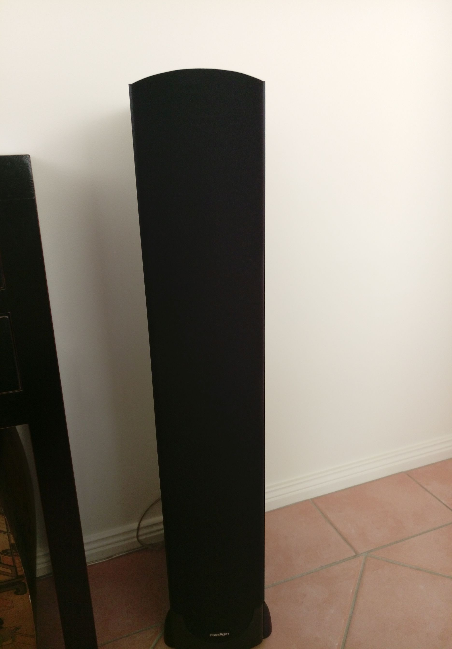 SOLD: FS: Paradigm Monitor 7 Floor stand speakers  Made in