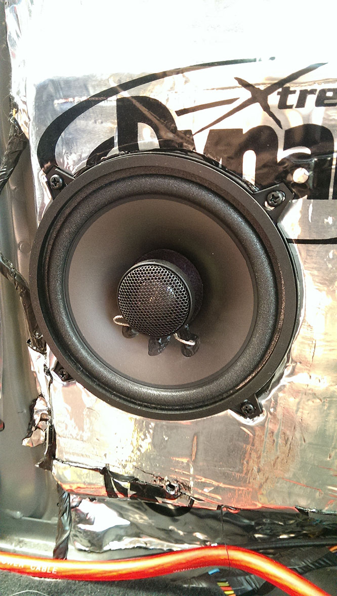 Dls Tower Of Terror Speakers Amp Subwoofers Stereonet