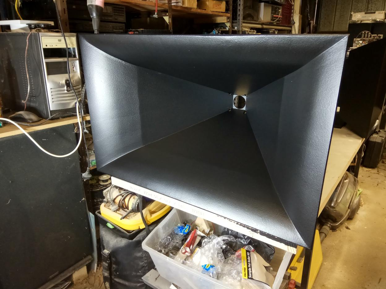 Klipsch K402 replica build - DIY Audio Projects - StereoNET