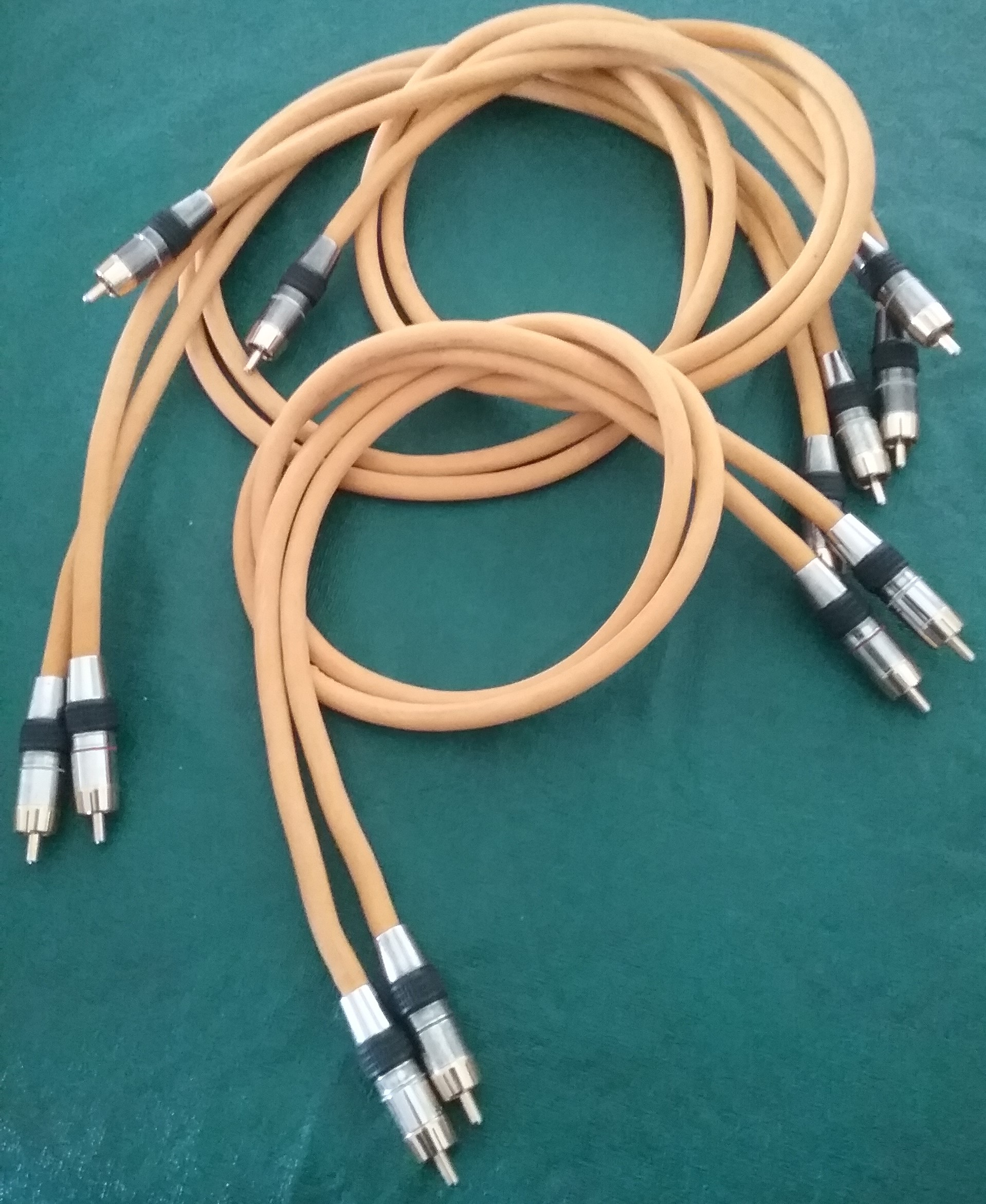 FS: Van Den Hul D102 MkIII Hybrid Halogen Free RCA Cable ...