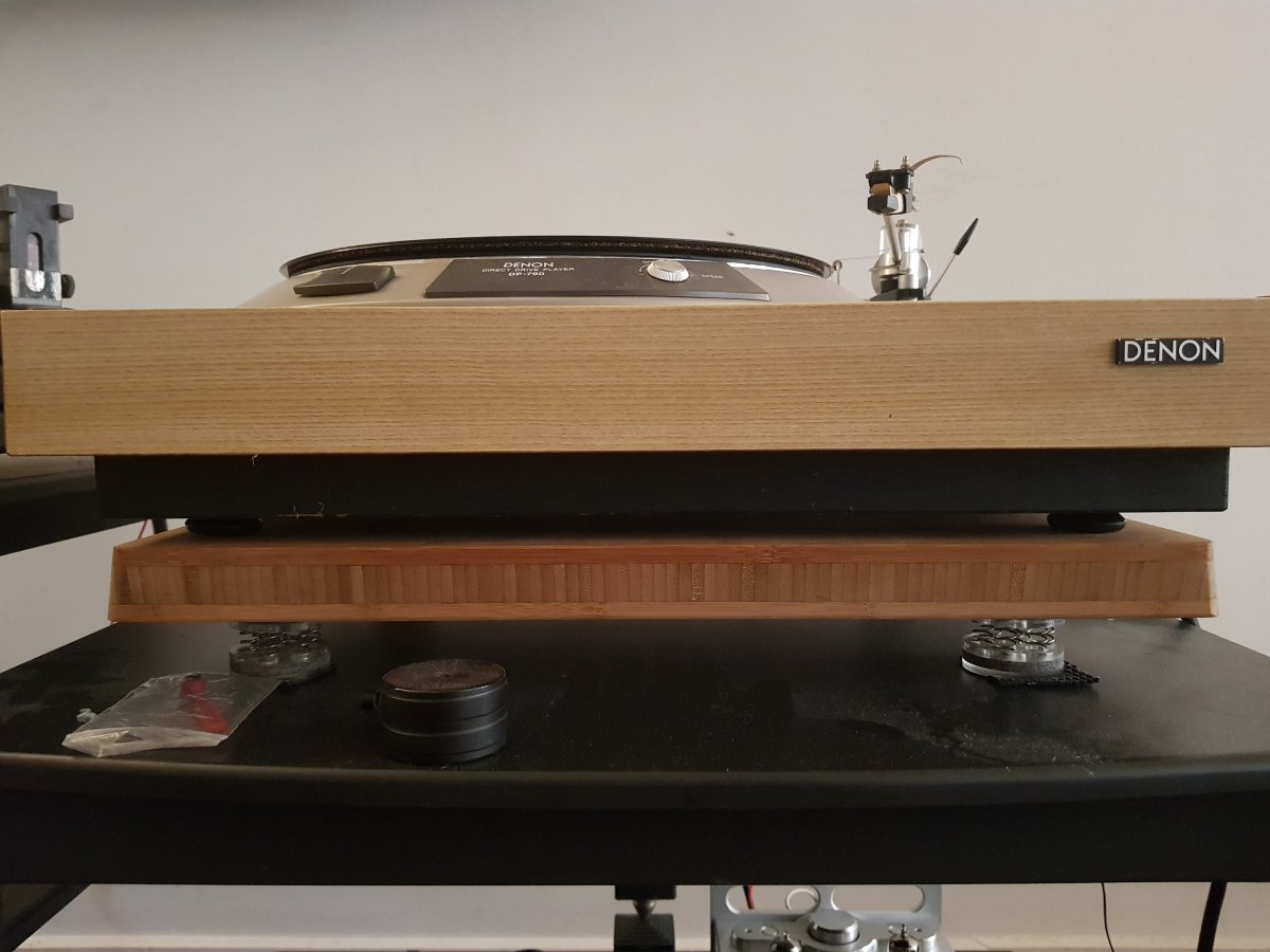 Turntable Isolation Platform Diy Vinyl And Turntables