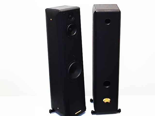 SOLD: Sonus Faber Toy Tower Speakers - Classifieds