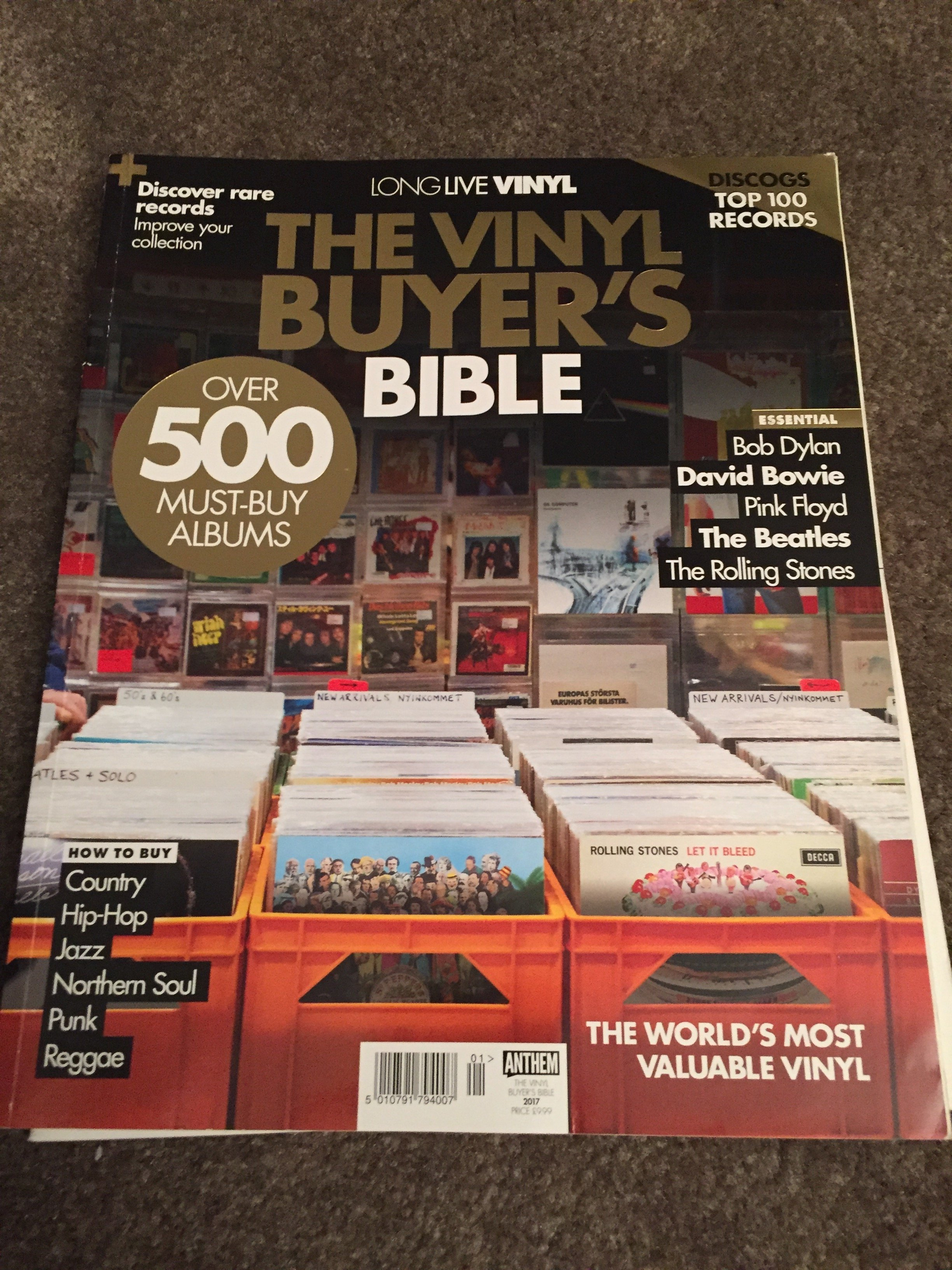 Fs Record Collector Long Live Vinyl Magazines Large Lot