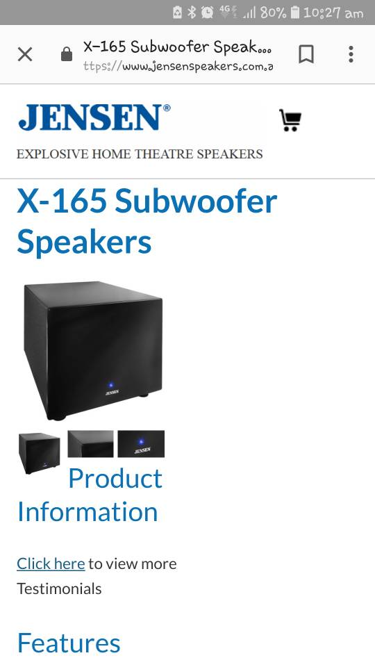 Surround Sound Speaker Crossover Frequency Settings