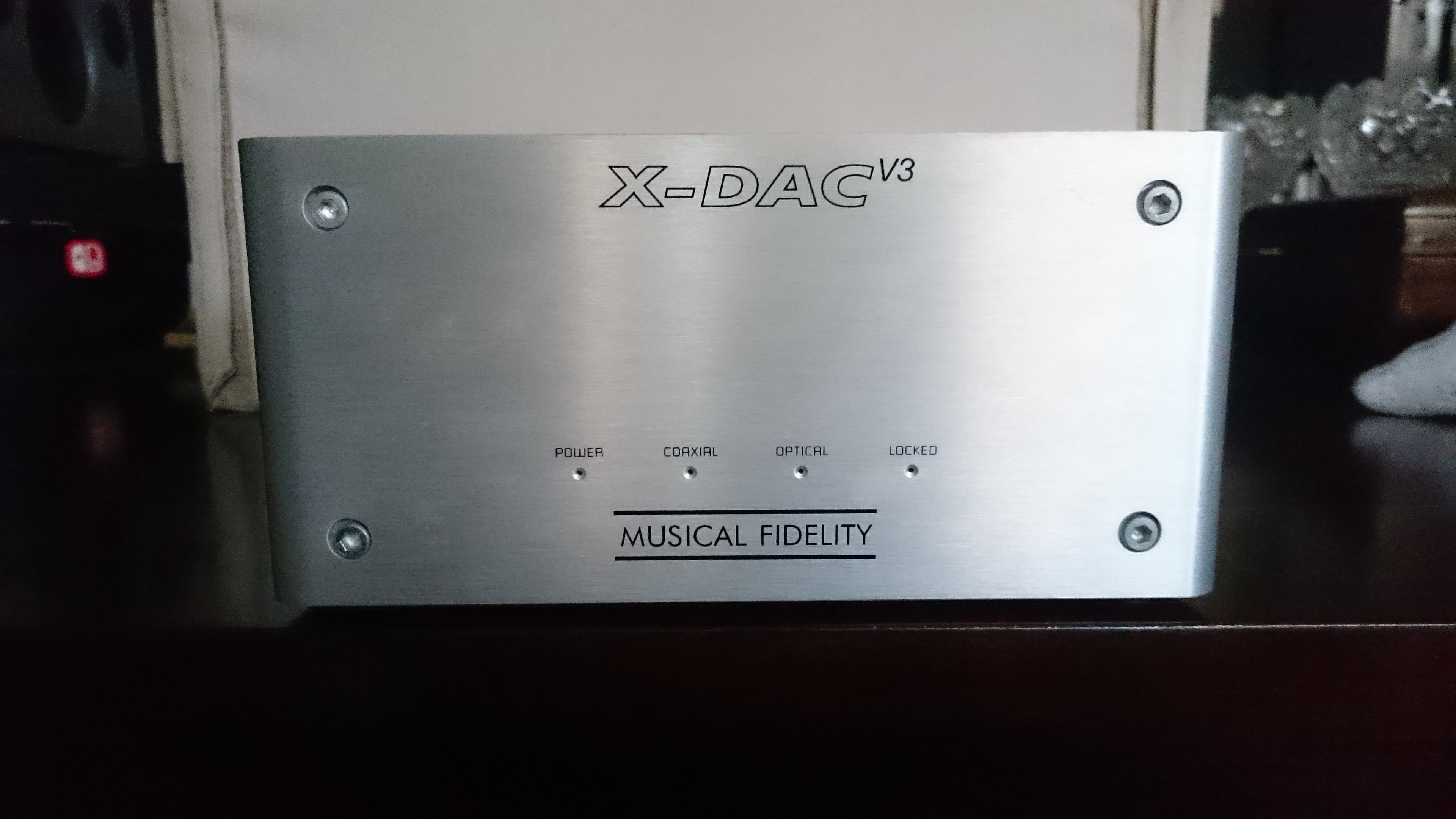FS: Musical Fidelity X-DAC V3 - Classifieds - Audio - StereoNET