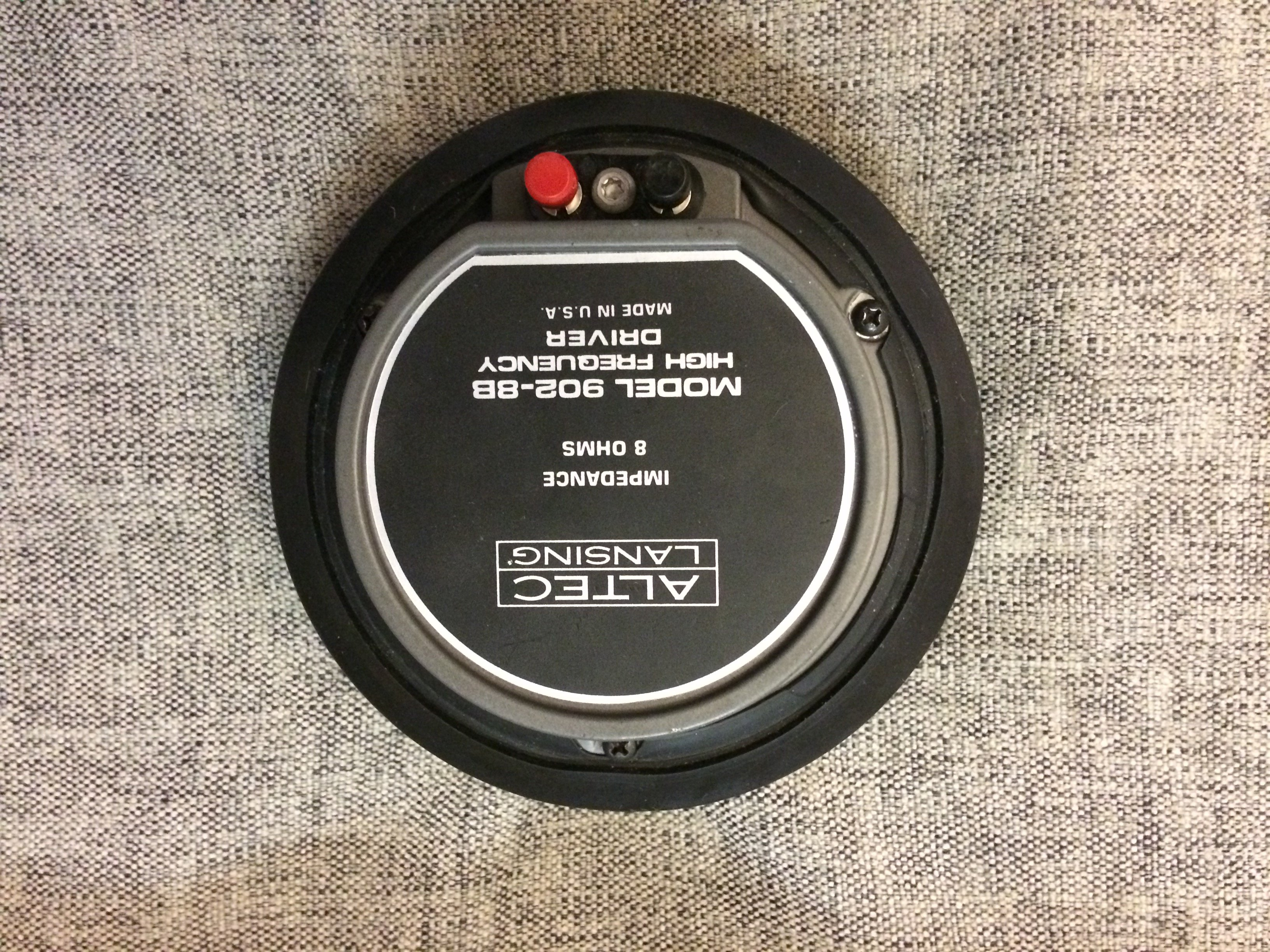 Altec Lansing Components Horns Driver Crossover - Classifieds
