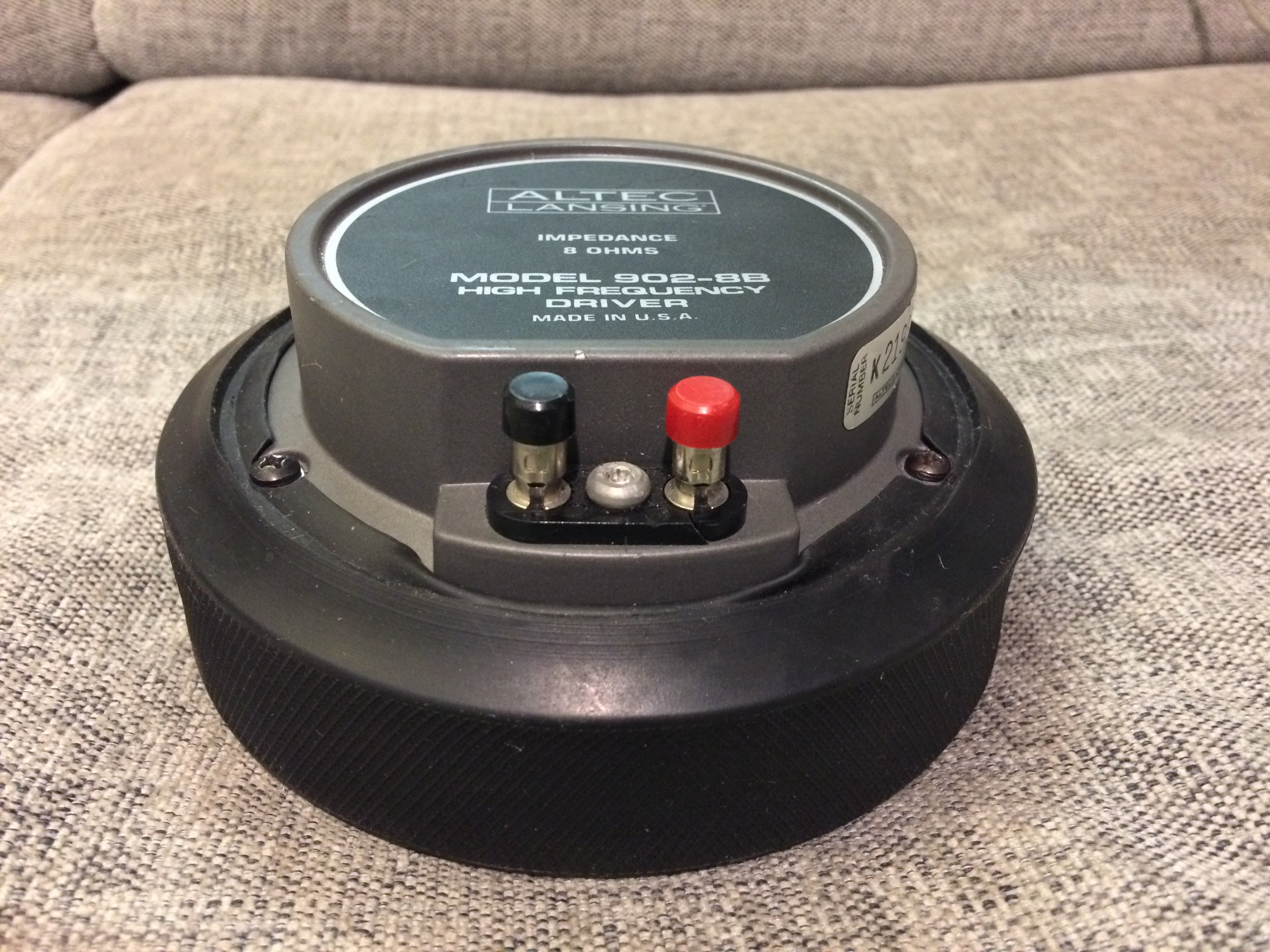 Altec Lansing Components Horns Driver Crossover