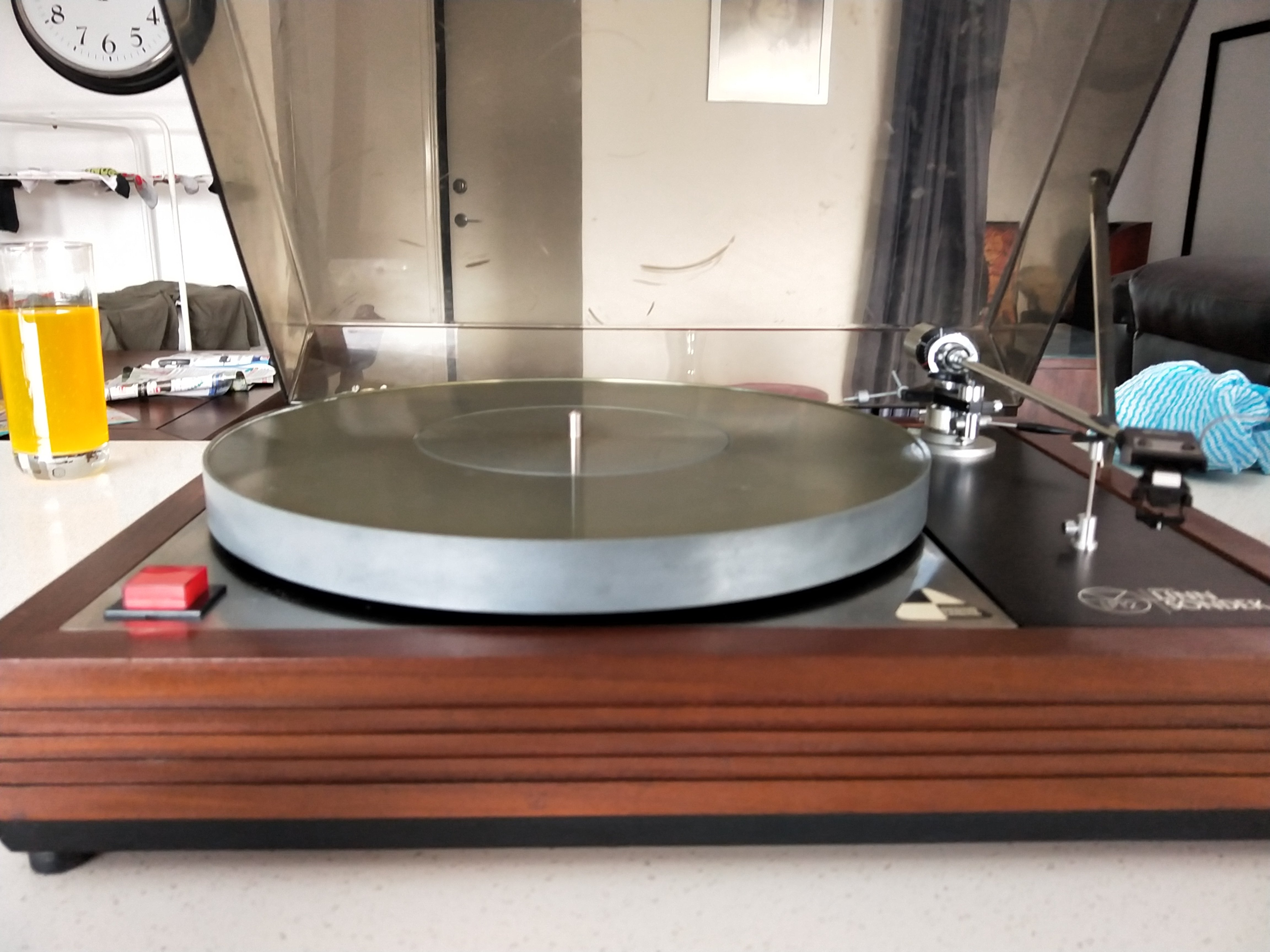 Another Lp12 Restoration Vinyl And Turntables Stereonet