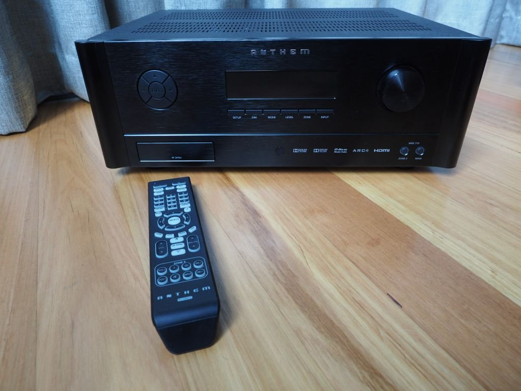 SOLD: FS: Anthem MRX-710 7 1 AV Receiver - Classifieds - Home