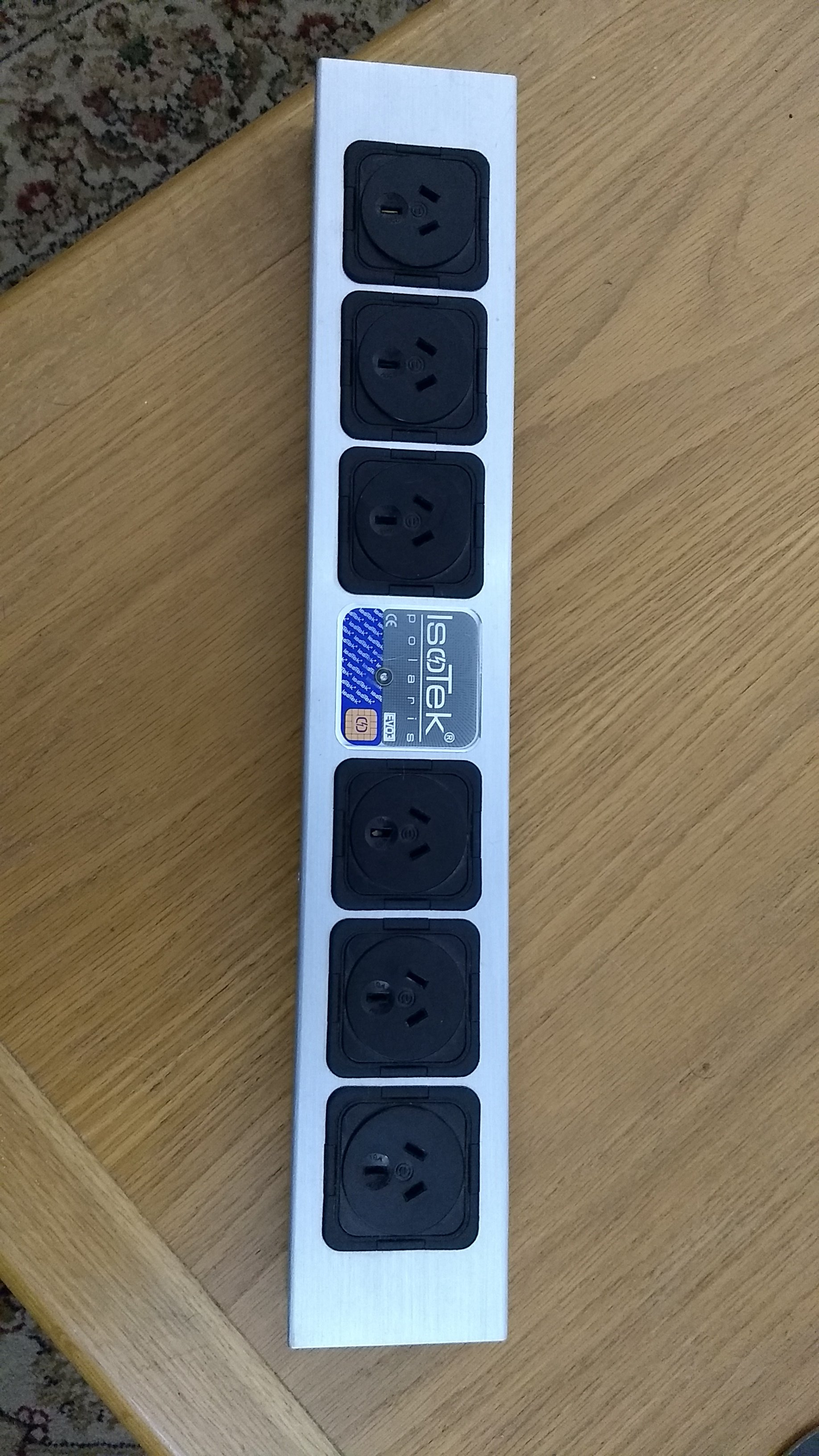 Sold Fs Isotek Polaris Power Board Plus Cables Classifieds Cable Au Plugs Electronics Stereonet Img 20181009 125542736