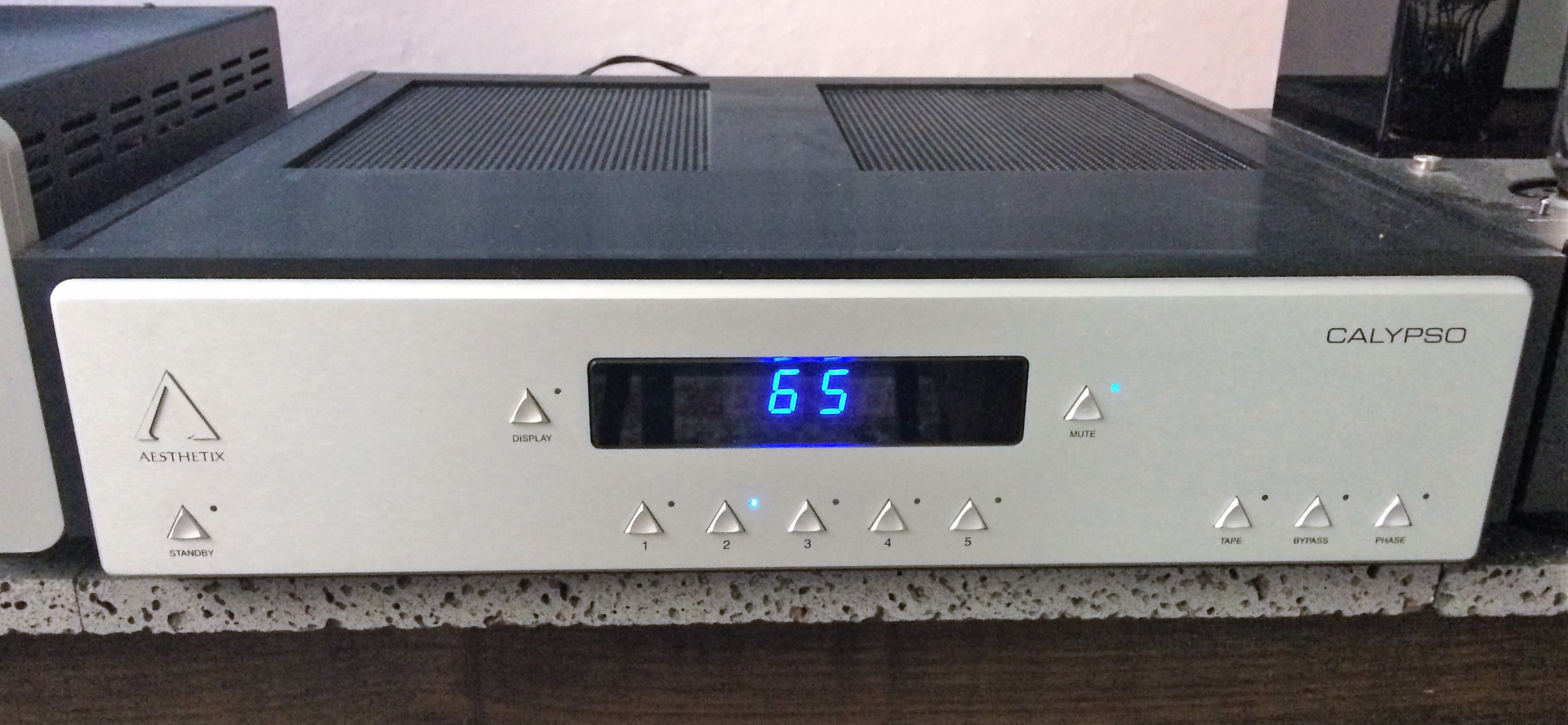 Sold Aesthetix Calypso Tube Linestage Pre Amp Classifieds Audio Meixing Mingdabewitchbada Amplifiers Cd Playerpower Preamp Img 2392thumb950ab5ab3145e57ee94085225e431072