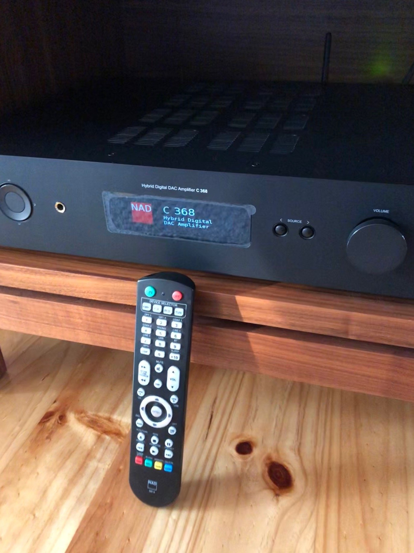 SOLD: FS: NAD C368 with BluOS - Classifieds - Audio - StereoNET