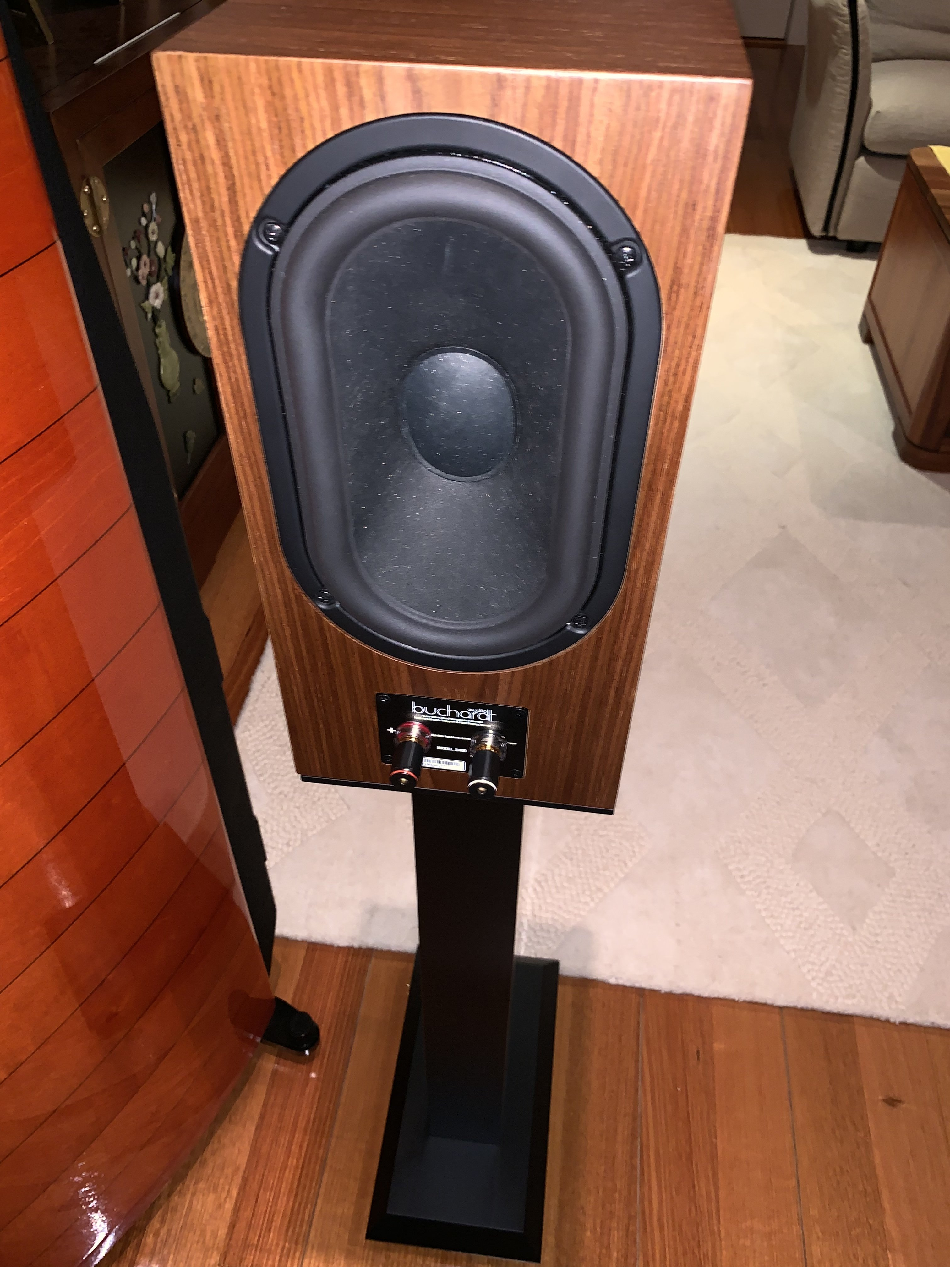 SOLD: FS: Buchardt S400 with stands - Classifieds - Audio