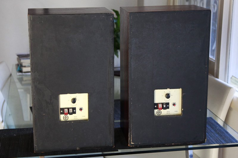 FS: RTR Vintage Speakers  EXP-8v  Syd - Classifieds - Audio - StereoNET