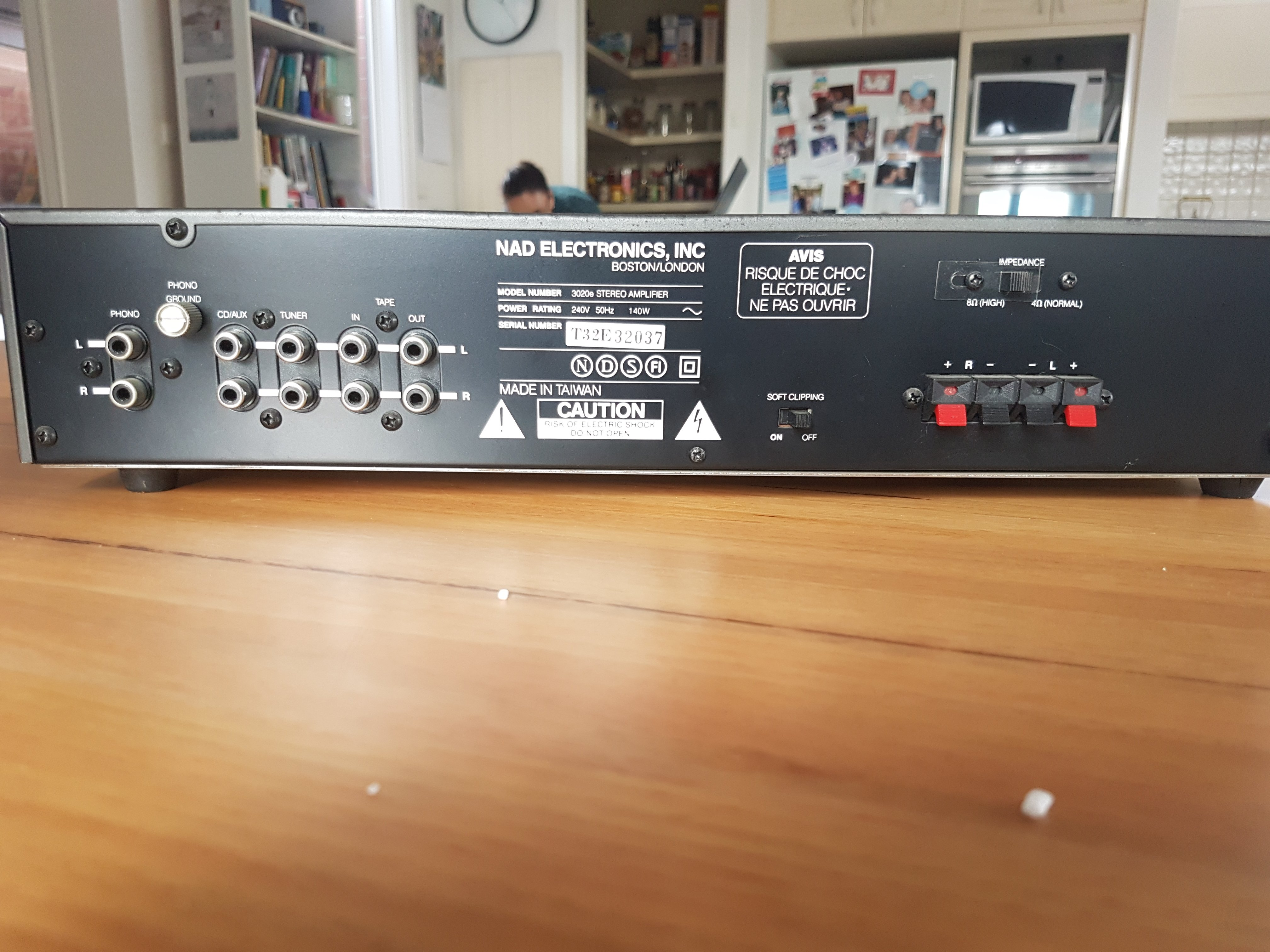 FS: NAD 3020e amplifier - Classifieds - Audio - StereoNET