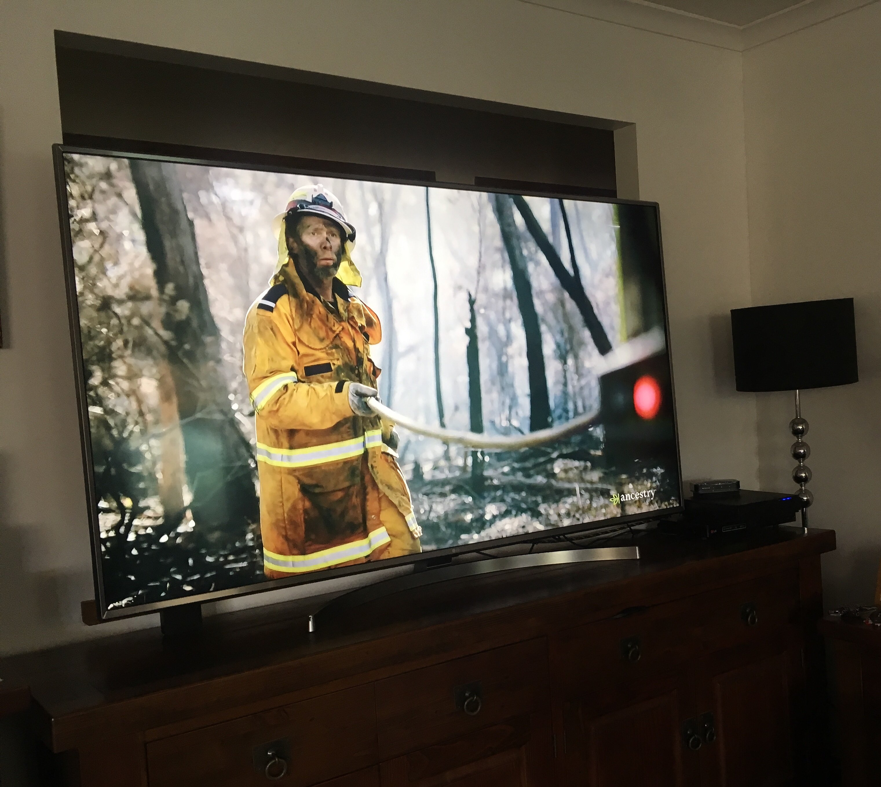 """Just purchased a new LG 70"""" TV - Televisions (Smart, UHD, 4K"""