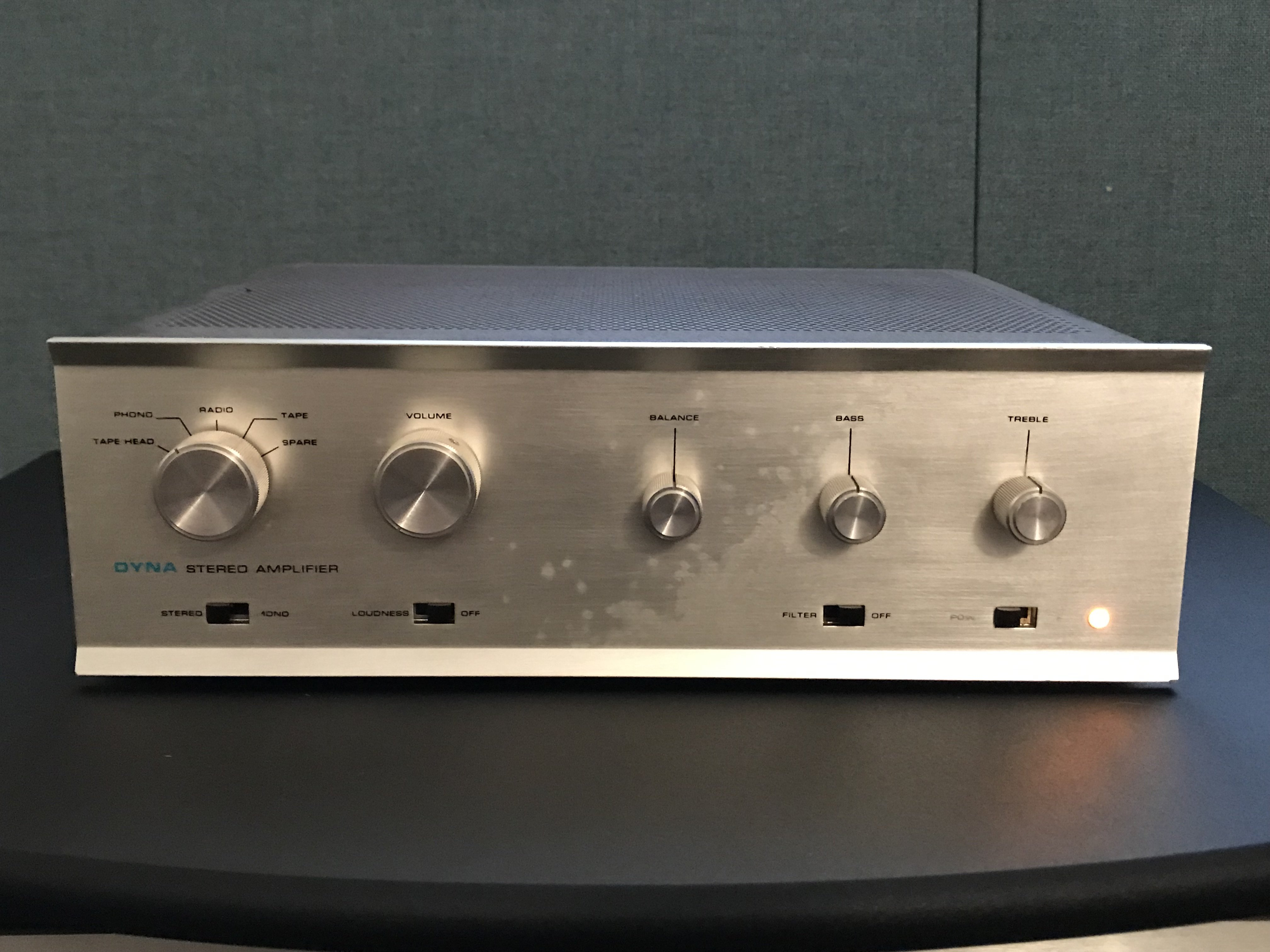 FS: Dynaco SCA-35 Tube Integrated Amp - Classifieds - Audio