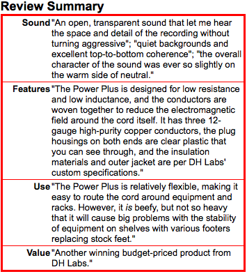 DH Labs Power Plus Review Summary.png