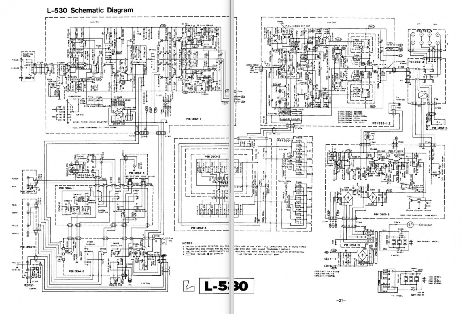 luxman l-530 amp repairs - troubleshoot - stereo amplifiers & pre ...  stereonet