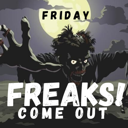 Friday the Freaks Come Out Mitch.png
