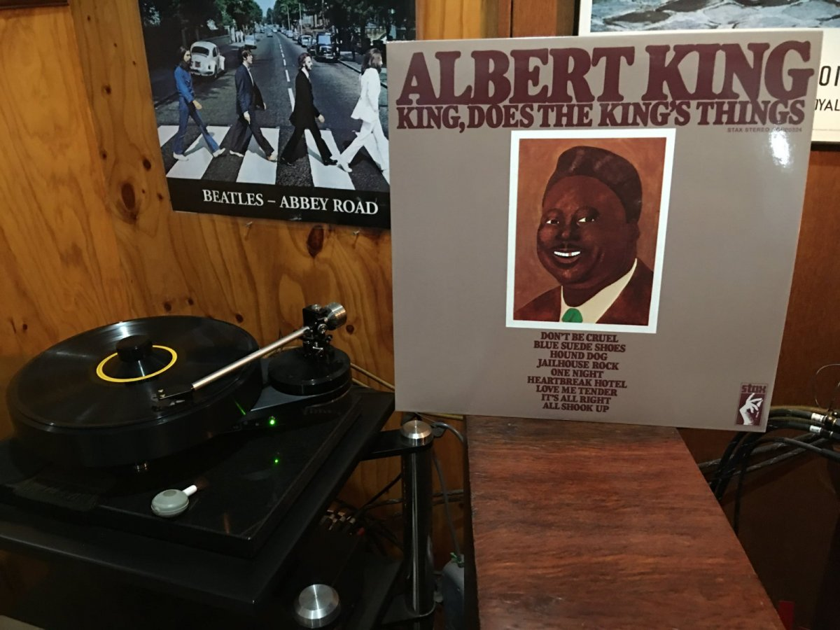 Albert King - King Does The King's Things..JPG