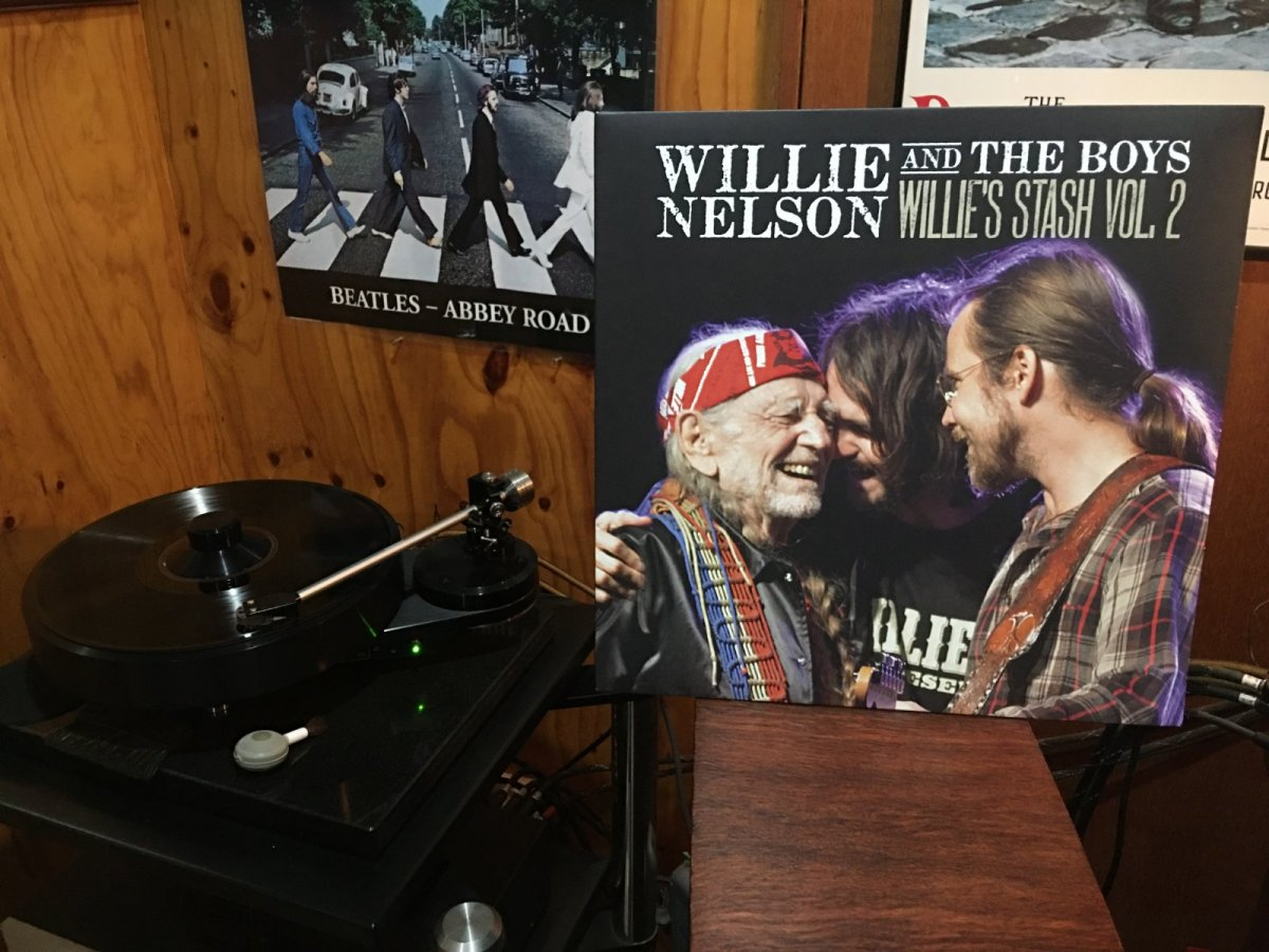 Willie Nelson and The Boys - Willies Stash Vol 2.JPG