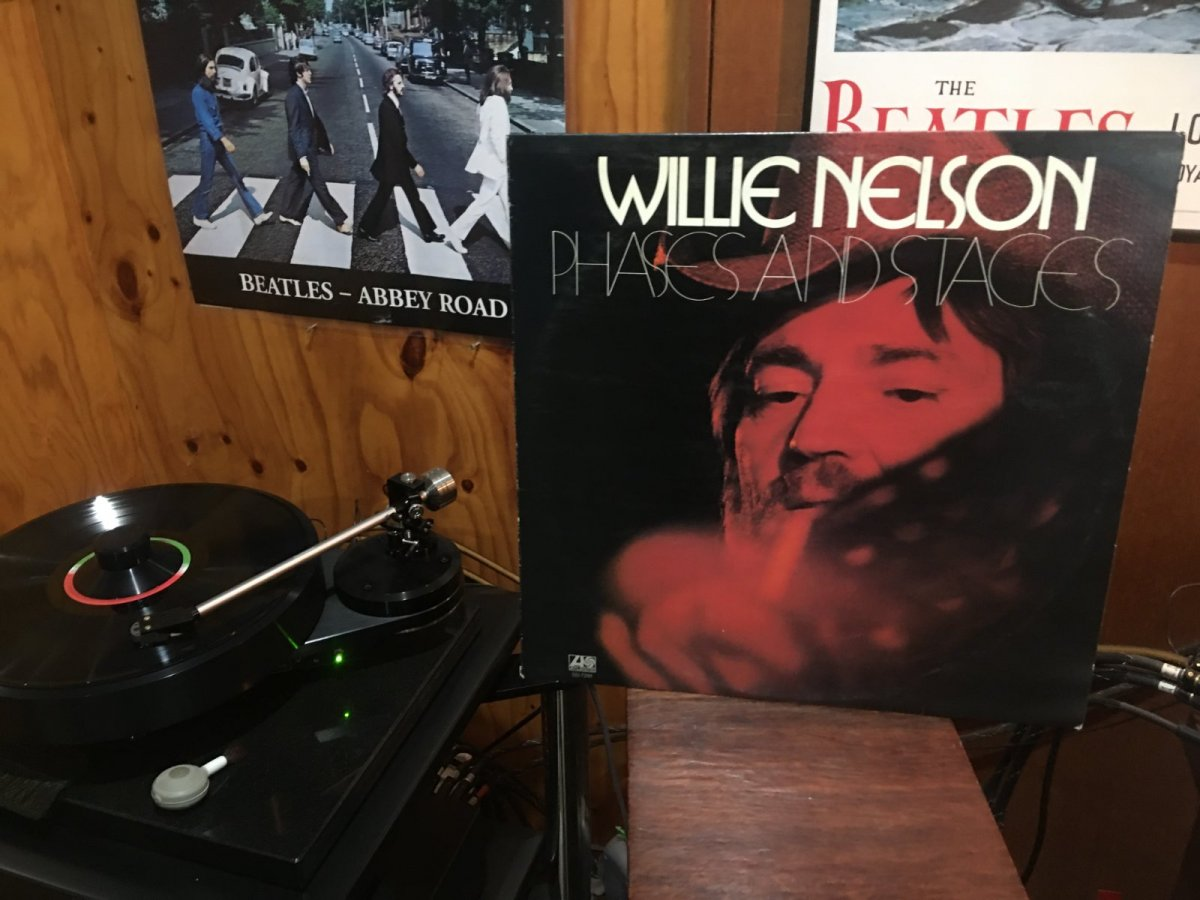 Willie Nelson - Phases and Stages.JPG