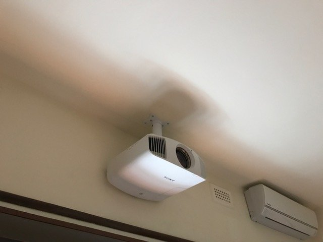 Projector with mount.jpeg
