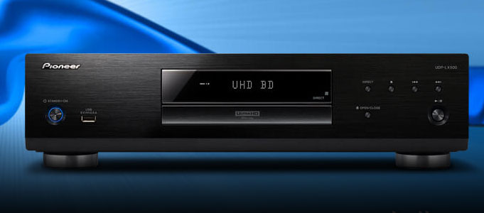 PIONEER FILLS THE OPPO 4K UHD BLU-RAY VOID