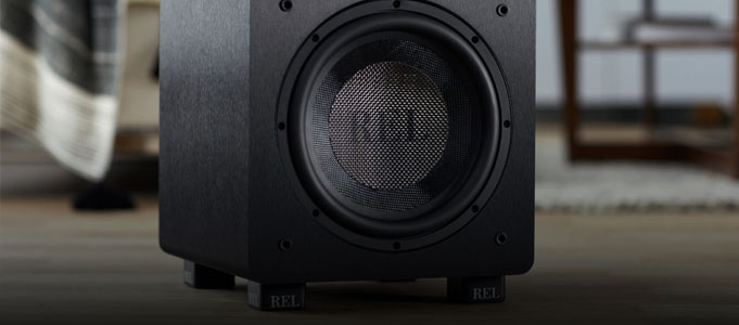 REL SERIE HT SUBWOOFERS ARE DESTINED FOR GREATNESS
