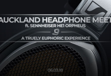 A NIGHT WITH SENNHEISER'S HE-1 HEADPHONES