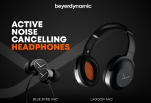 BEYERDYNAMIC RELEASES BLUE BYRD AND LAGOON SOUND PROFILING HEADPHONES